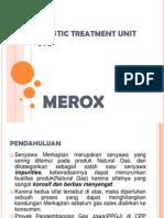 Caustic Treatment Unit
