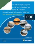 RIMA - Pier de Sao Goncalo e via de Acesso