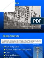 60- Surge Arresters