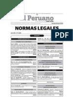 Normas Legales 30.JUN.13