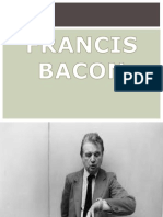 A contemporary analysis of Francis Bacon