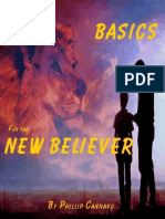 Basic Principals of Christianity