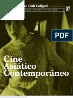 Cine Asiatico Contemporaneo