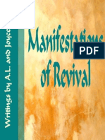 Manifestations of Revival
