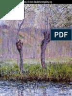 Monet Composition Simetria