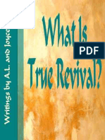 What is True Revival