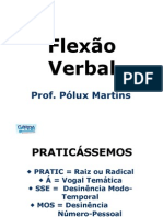 Slides Flexao Verbal