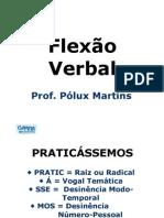 Slides Flexao Verbal
