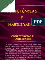 Competencias e Habilidades