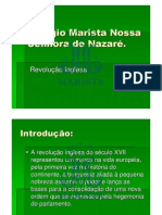 REVOLUÇAO INGLESA