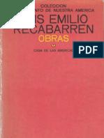 Luis Emilio Recabarren - Obras Escogidas.
