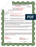 ~4 Bonded Promissory Note 2