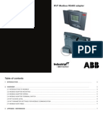 2GCS214012A0050 - RS485 User guide