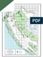 Mapa de Yacimientos
