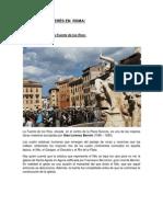 Monumentos y Plazas de Roma