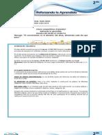 SEGUNDO Plan de Tarea Del 10 06 Al 14-06-2013