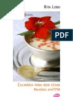 Culinaria Para Bem Estar Receitas AntiTPM COM IMAGENS