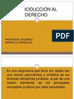 Introduccion Al Derecho Continuacion (Funciones Del Derecho y Tecnicas Juridicas)