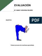 Libro.evaluacion Elaborado Por La Prof. Nancy Aravena r
