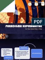 FN - Paradigma Keperawatan