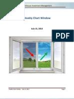 Lighthouse Weekly Chart Window - 2013-07-15