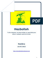Hezbollah, 7 años después