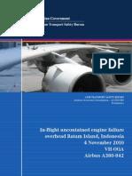 Qantas Ao 2010 089 Preliminary Report