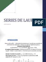 Series de Laurent