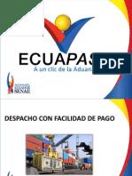 Despacho Con Facilidad de Pago Expo