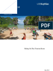 Thailand Hotel Sector research report