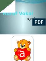 3.Huruf Vokal Bear
