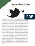 Twitter, un laboratorio de lectura