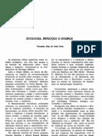 ARTIGO_ECOLOGIA INFECÇÃO E DOENÇA
