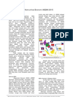 Indonesia Menuju Masyarakat Ekonomi ASEAN 2015