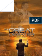 """""""The Great Debate That Never Was"""""""