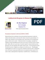 Human Breast Milk Antibacterial Response- Dr. Papineni