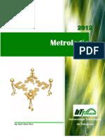 Manual de Metrologia PDF