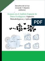 Avances en El Analisis Espacial de Datos Ecologicos Aspectos Metodologicos y Aplicados