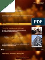 Roles del Personal dentro de una Agencia de Publcidiad