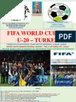 Fifa - World Cup U-20 - Turkeu - 2013