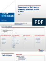 Opportunity in the Injection Moulding Machines Market in India_Feedback OTS_2013