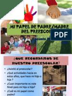 Presentacion de Escuela Para Padres