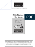 Denford MillCAM Designer 2