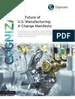 The Future of U.S. Manufacturing