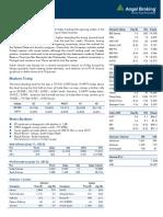 Market Outlook, 15-07-2013