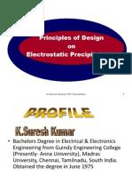 Selection & Design OF ESP's