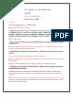 Cuestionario Sobre El Acuerdo 592