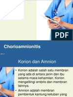 korioamnionitis ppt