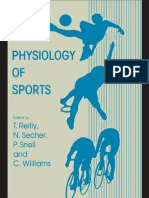65179863 Physiology of Sports