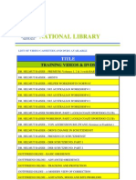 Library List